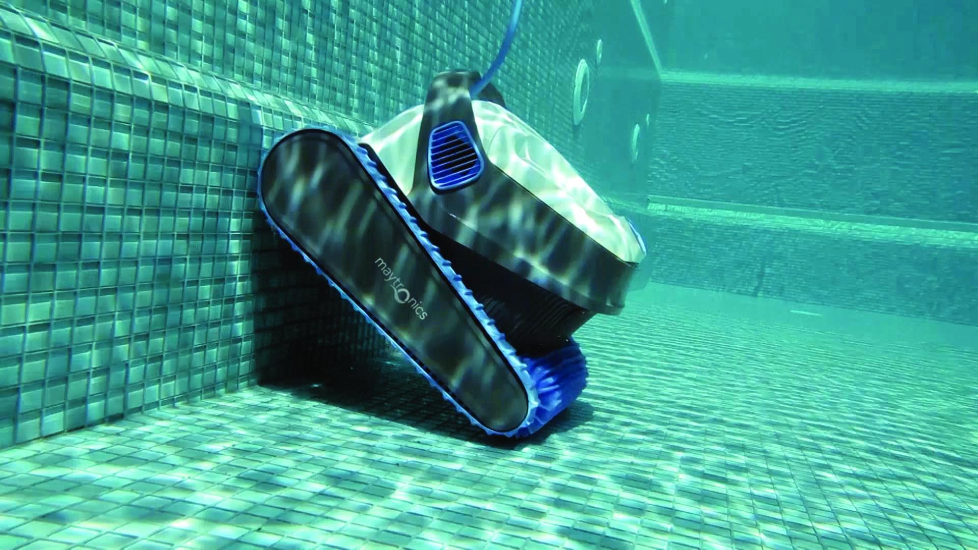 Robot piscine Piscine Soleil Service Nice